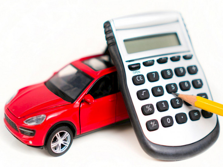 car auction fees, charges and stamp duty
