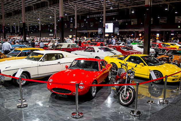 Gosford classic car auction
