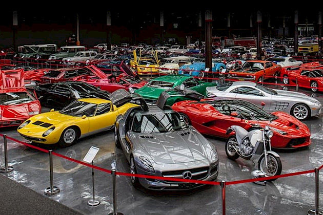 Gosford classic car museum auction
