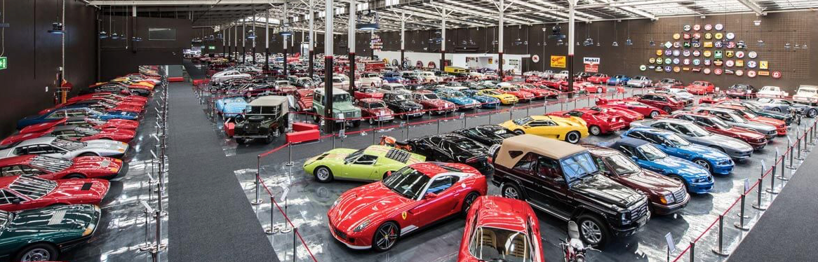 Gosford classic car musuem auction
