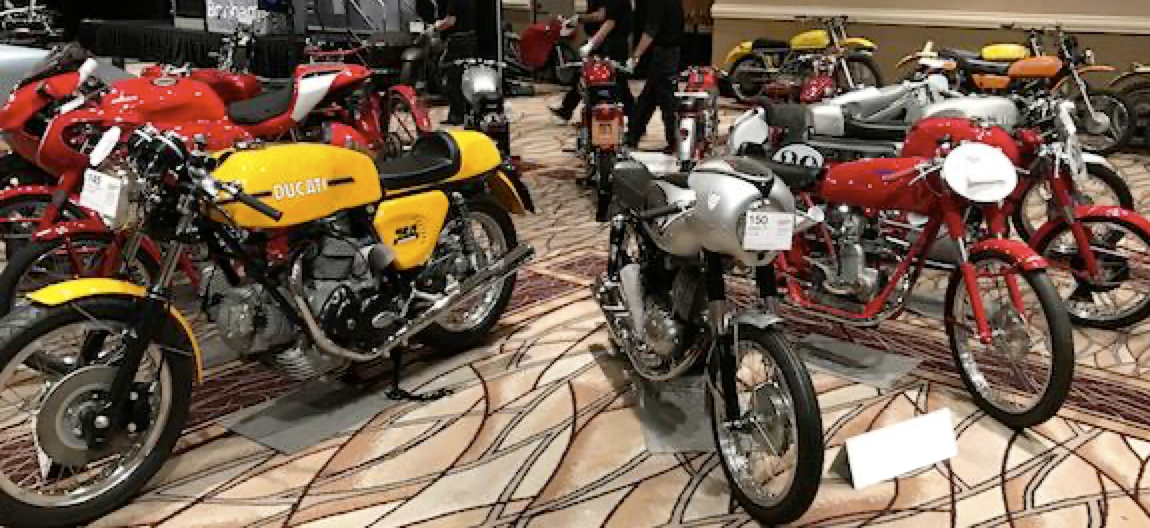 Motorcycle auctions Australia